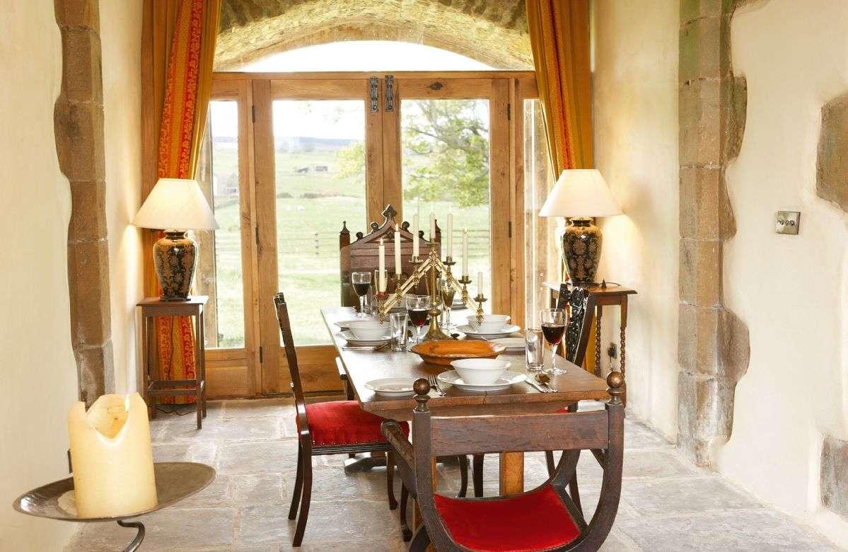 Dining Room Scargill Castle