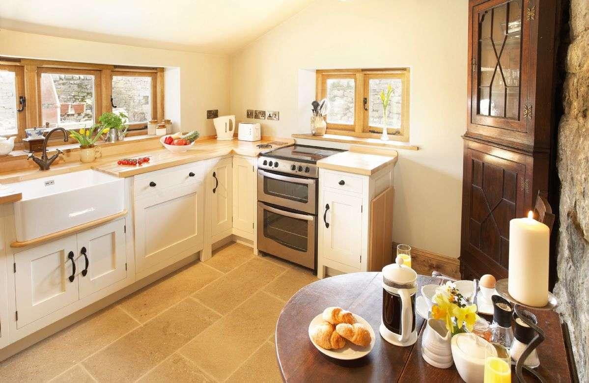 Kitchen Scargill Castle