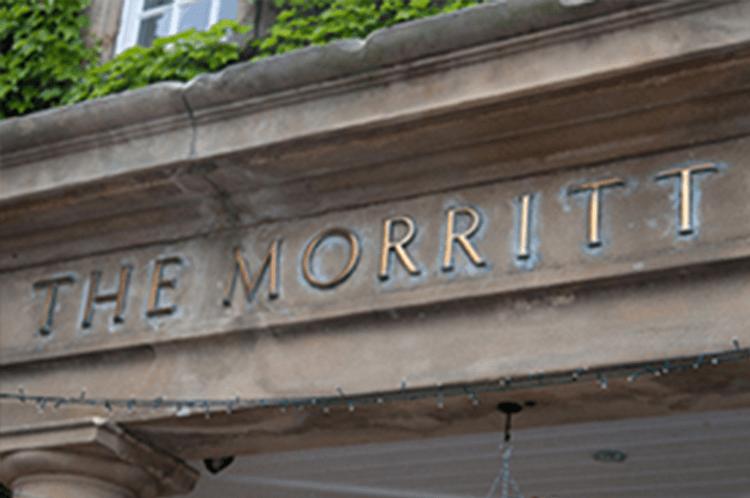 The Morritt near Scargill Castle
